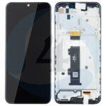 LCD Service Pack Black For Motorola Moto G30 XT2129 2 display scherm