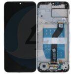 LCD Service Pack Black For Motorola Moto G8 Power Lite XT2055 2 scherm display