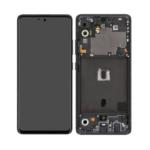 LCD Service Pack Black For Samsung Galaxy A51 5 G SM A516 scherm display GH82 23100 A