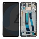 LCD Service Pack Black For Xiaomi Mi 11 Lite 5 G M2101 K9 G