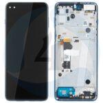 LCD Service Pack Blue For Motorola Moto G 5 G Plus XT2075