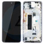LCD Service Pack Blue For Xiaomi Mi 10 T Lite 5 G M2007 J17 G scherm display