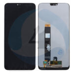 LCD Touch Black For Nokia 7 1