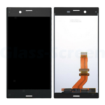 LCD Touch Black For Sony Xperia XZS G8231 display scherm screen