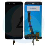LCD Touch Black For Xiaomi Mi 6 MCE16
