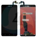 LCD Touch Black For Xiaomi Redmi 4 X scherm display screen screen