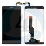 LCD Touch Black For Xiaomi Redmi Note 4 2016100lcd scherm display