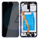 LCD Touch Frame Blue For Huawei Mate 20 Lite