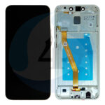 LCD Touch Frame Gold For Huawei Mate 20 Lite