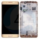 LCD Touch Frame Gold For Huawei Mate 9 Pro