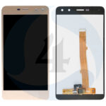 LCD Touch Gold For Huawei Y6 2017 MYA L11 display scherm screen