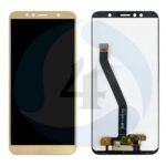 LCD Touch Gold For Huawei Y6 2018