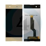 LCD Touch Gold For Sony Xperia XA1 G3121 scherm display screen