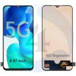 LCD Touch OLED For Xiaomi Mi 10 Lite 5 G M2002 J9 G display scherm