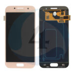 LCD Touch Pink For Samsung Galaxy SM A320 F A3 2017