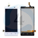 LCD Touch White For Huawei Ascend G700