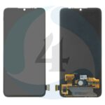 LCD compatible with Xiaomi Mi A3 lite black with touchscreen Original