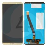 LCD for Huawei Mate 10 Lite 4 TC Gold with touchscreen display scherm