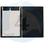 Lenovo Tab M10 TB X605 F LCD plus Digitizer Complete Black scherm display