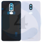Oneplus 6 Battery Cover Silk White