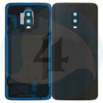 Oneplus 6 T Battery Cover Matte Black