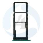 Original Huawei P40 Lite E sim tray green