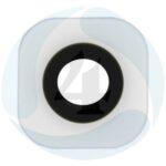 Originele Glazen Camera Lens voor Samsung Galaxy S6 s6 edge Vervanging Deel met Sticker white