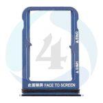 Replacement for Xiaomi Mi 8 Mi8 M1803 E1 A 6 21inch Nano SIM Card Micro SD Card Tray Slot Adapter Holder Blue