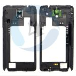 SAMSUNG Note 3 center frame zwart