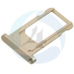 SIM Card Tray Replacement compatible with i Pad Air 2 9 7 inch i Pad Pro 12 9 inch 2015 gold