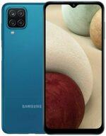 Samsung Galaxy A12 SM A125 Blue 64 GB new phone
