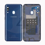 Samsung Galaxy A202 A20e backcover blue