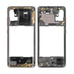 Samsung Galaxy A315 A31 middle frame black copy