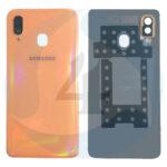 Samsung Galaxy A40 SM A405 F Battery Cover Orane batterij cover