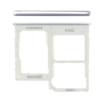 Samsung Galaxy A405 A40 Sim tray White
