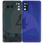 Samsung Galaxy A41 SM A415 F Battery Cover Blue