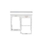 Samsung Galaxy A415 A41 sim tray Silver