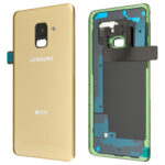 Samsung Galaxy A530 A8 2018 Backcover battery cover gold