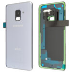 Samsung Galaxy A530 A8 2018 Backcover battery cover gray