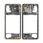 Samsung Galaxy A715 Middel Frame Black