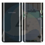 Samsung Galaxy A80 A805 F backcover black