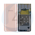 Samsung Galaxy A80 A805 F backcover pink