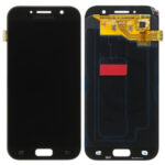 Samsung Galaxy Black A520 A5 2017 Display lcd Screen Scherm service pack