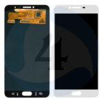 Samsung Galaxy C7000 C7 oled white lcd scherm display