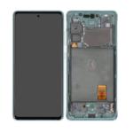 Samsung Galaxy G780 S20 FE display Lcd scherm service pack green