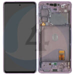 Samsung Galaxy G780 S20 FE display Lcd scherm service pack pink