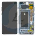Samsung Galaxy G975 S10 Plus service pack Lcd scherm Screen display Blue