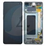 Samsung Galaxy G975 S10 Plus service pack Lcd scherm Screen display Green