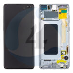 Samsung Galaxy G975 S10 Plus service pack Lcd scherm Screen display White