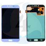 Samsung Galaxy J4 2018 J400 LCD Screen display scherm Silver